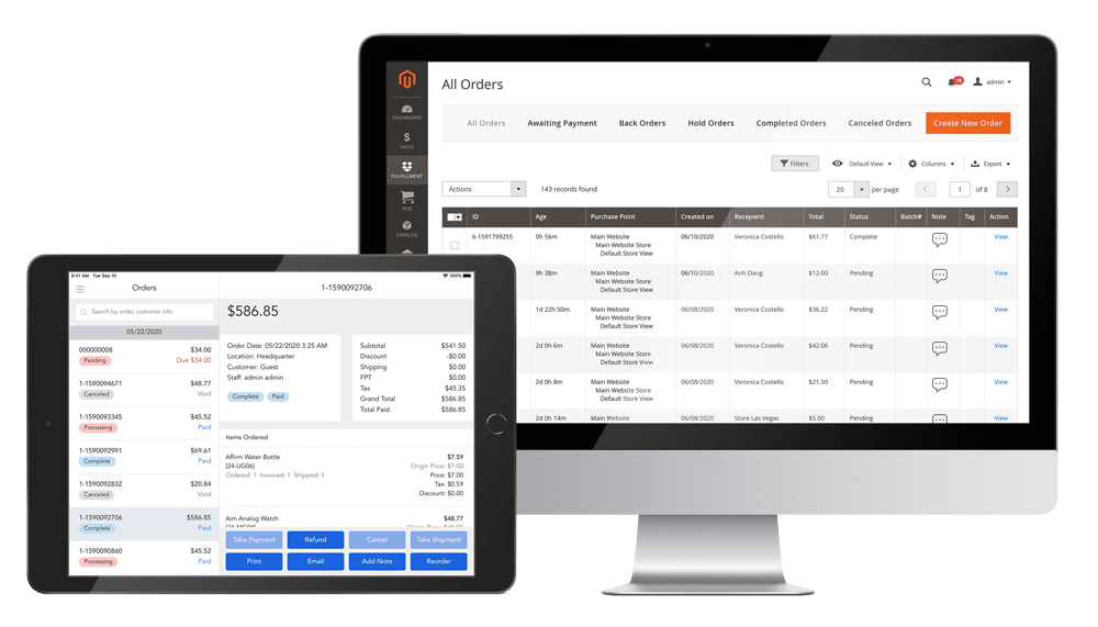 Magento ERP to boost sales and save costs