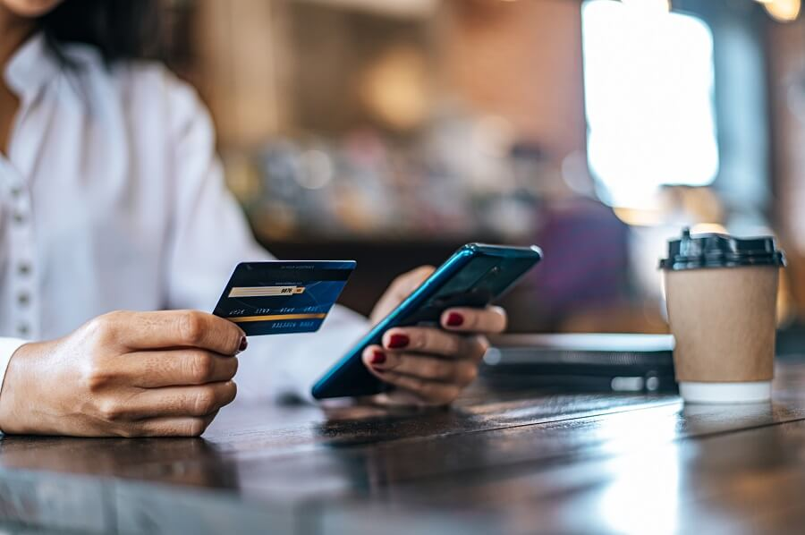 Mobile commerce focuses on customer's shopping journey on mobile devices